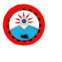 Эмблема, индейский стиль