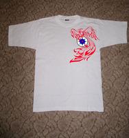 футболка белая 2