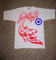 футболка белая 3