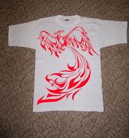 футболка белая 4