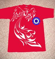 футболка красная 4