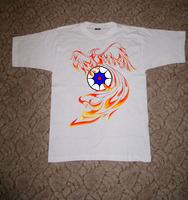 футболка цветная 2