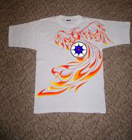 футболка цветная 5