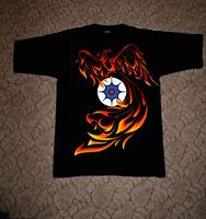 футболка чёрная 3