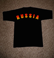 футболка чёрная спина 1